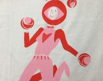 Bubble Girl Tshirt