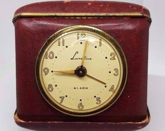 Vintage Luraline Travel Clock