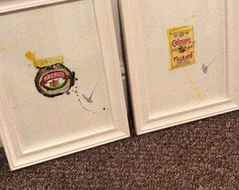 Marmite & Colmans Prints