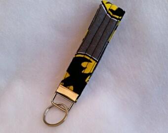 key fob, Batman key chain, wristlet