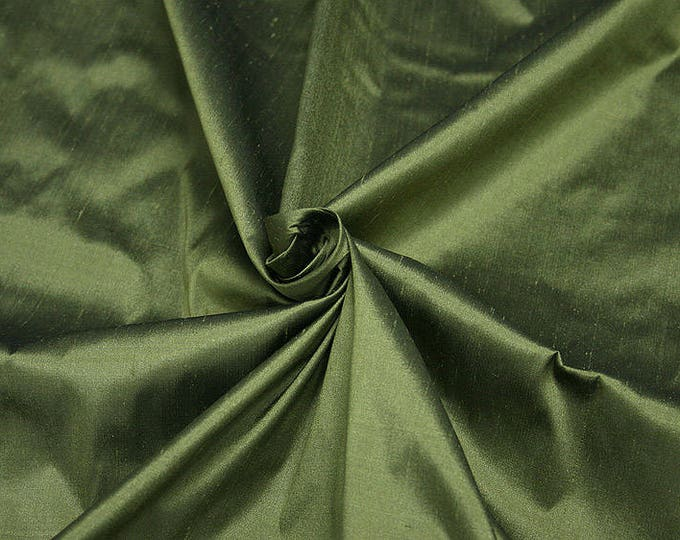 441090-Dupion (wild silk) natural silk 100%, 135/140 cm wide, made in India, dry-washed, weight 108 gr