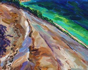 Sleeping Bear Dunes #1, Empire MI, National Lake Shore, Lake Michigan Art