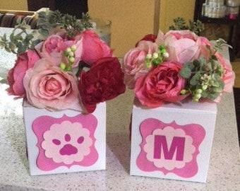 Centerpiece Flower Box