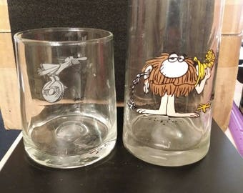 Vintage BC Comic Glasses