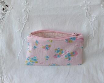Wallet pretty butterflies for girl