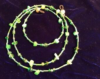 Beaded eye glass chains lanyard many colors