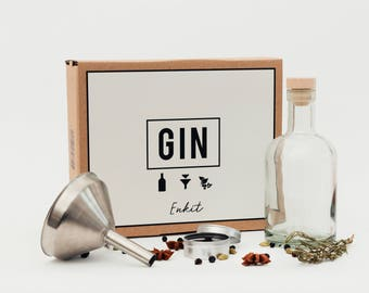 Kit for making Gin House - Enkit - Made in France