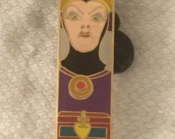 Maleficent Disney Character Pin - Rectangle Pin - Limited Edition