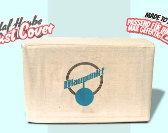 BLAUPUNKT Vintage Tube Radio cache-poussière tous les modèles disponible Made to Measure