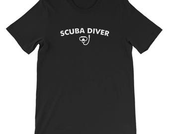 Scuba Diver T-shirts - Cool Scuba Diver Shirt