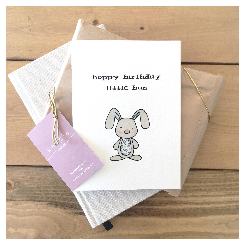 Little bun birthday baby birthday bunny card cute card baby little bun birthday baby birthday bunny card cute card baby card pun card punny rabbit card bunny theme baby gift birthday card bookmarktalkfo Image collections