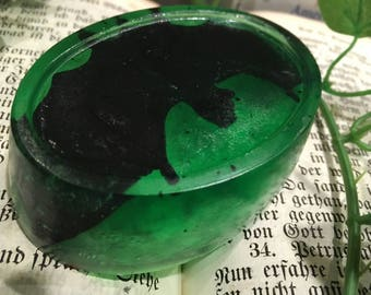 Bat creepy handmade Soap