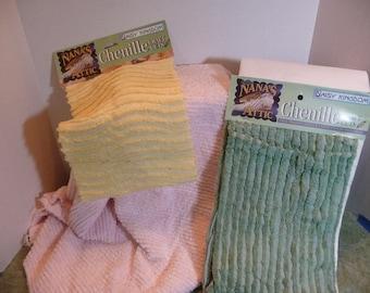 Fabric..Chenille fabric assortment