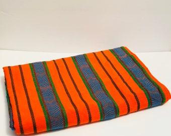 Handmade Bright & Bold Blanket