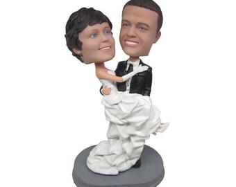 Cake topper Wedding Cake Topper Wedding topper Cake toppers - Custom Cake Toppers Look Like You