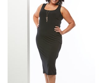 Room To Move Roxanne Soft Knit Maxi Dress