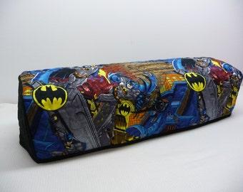 Gotham City Excitement  - Quilted Cricut Explore Cozy - Explore Cozy - Explore Dust Cover
