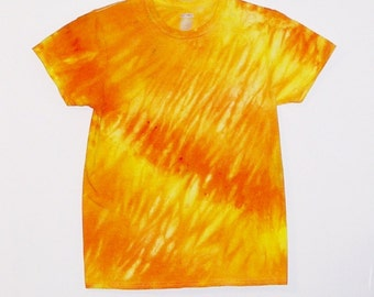 Tie Dye Shibori Shirt Cotton