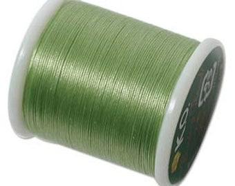 KO Thread Apple Green #KO016 55 yards per spool