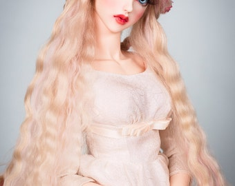 Elven princess (BJD wig)