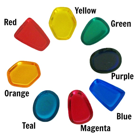 Resin Obsession transparent color pigments for coloring epoxy