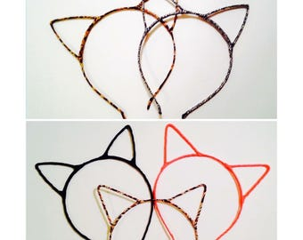 Kitty Ear Headbands