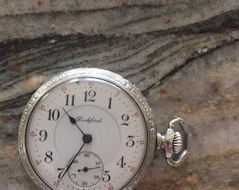 Rockford Antique  1913 pocket watch