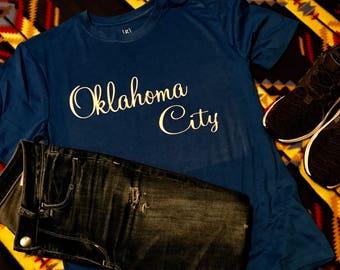 Oklahoma City tshirt