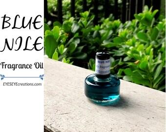 BLUE NILE Fragrance Body Oil 1/3, 1/2, or 1 ounce (oz)