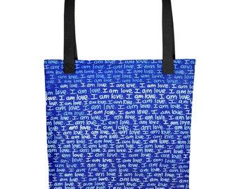 I Am Love - Tote bag