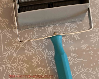 Fabric Applicator from The Painted House to use with our patterned paint rollers
