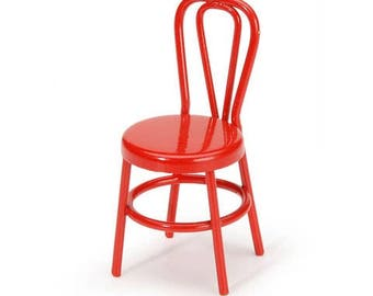1 Inch Scale Metal Chair