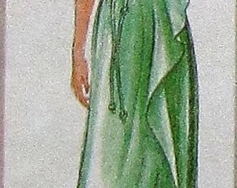Gorgeous Grecian Style Dress Pattern---Simplicity 9930---Size 12  Bust 34  UNCUT