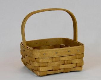 Longaberger Tarragon Booking Basket
