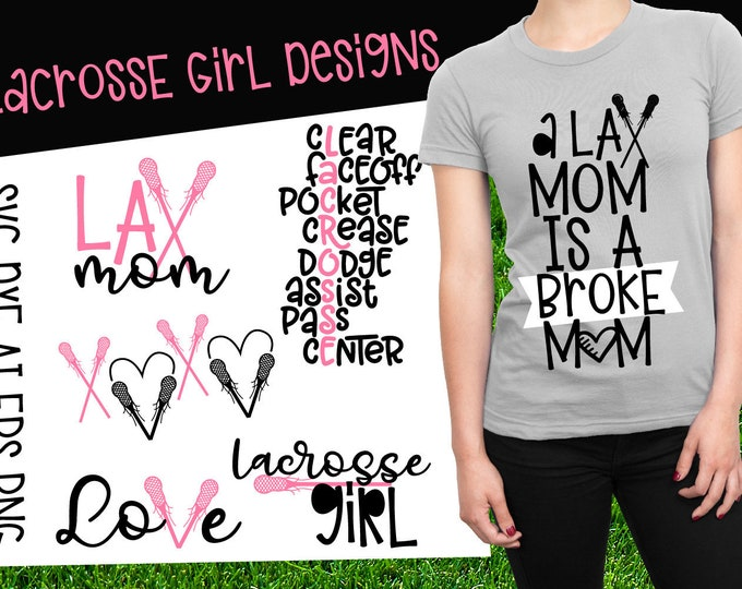 Bundle, Lacrosse, Lax, Svg, Mom, Dad, Cricut, Silhouette, Cutting File, Lacrosse shirt, PNG, Collection, Sale, Cheap, Clearance, Download