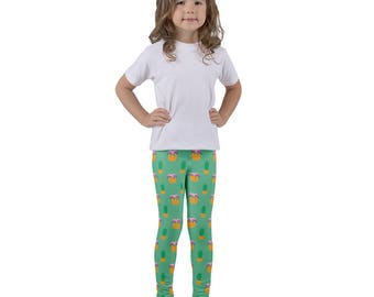 Cactus Softie - Kid's Leggings