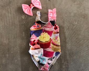 Cute Cupcake - Leotard