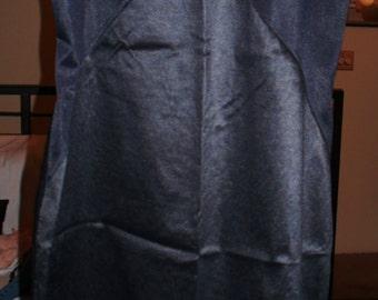 Vintage 1960s Black Full Slip 38 Average Gaymode Pennys Excellent Condition