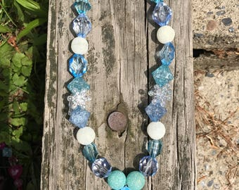 Disney Princess chunky bead necklace