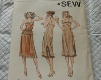 Vintage Kwik Sew UNCUT Pattern 941