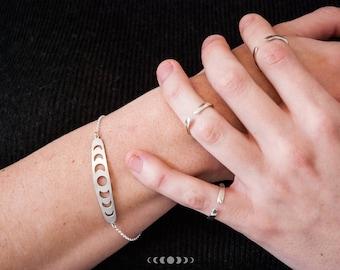 Lunar Phases Bracelet