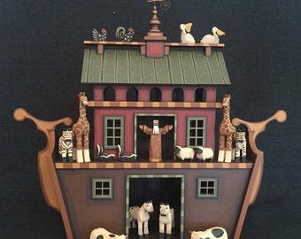 Wood Noah's Ark
