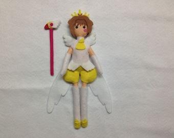 Cardcaptor Sakura Feltdoll-card Hunter Sakura