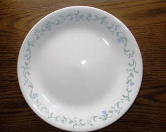 Set of 4 Corelle Country Cottage Dinner Plates