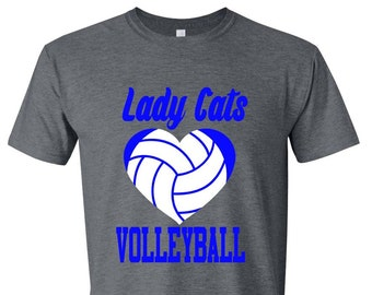 Volleyball Mom Shirt / Volleyball Shirt,Small Town Charm Boutique