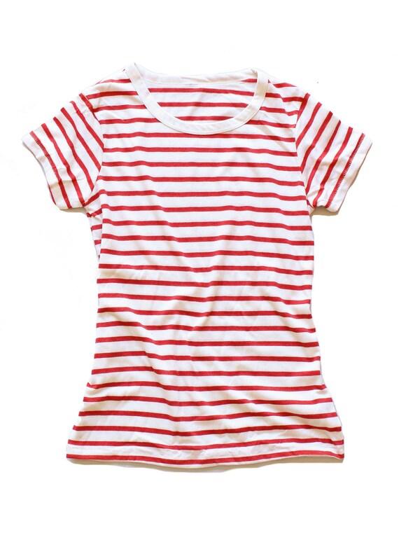 Summer Stripes Tee