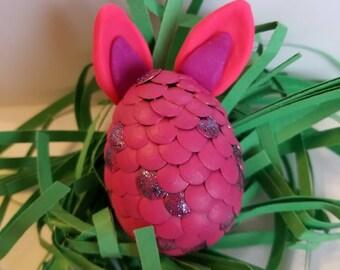 Easter Bunny Dragon Egg