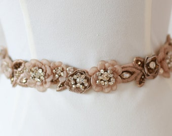 "Jaxie ""Kalina"" Bridal Belt"