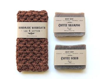 Kaffee-Liebhaber-Geschenk für valentinstaggeschenke für Frauen-Geschenk für Männer Valentinstag Geschenk set Seife Set Geburtstagsgeschenk