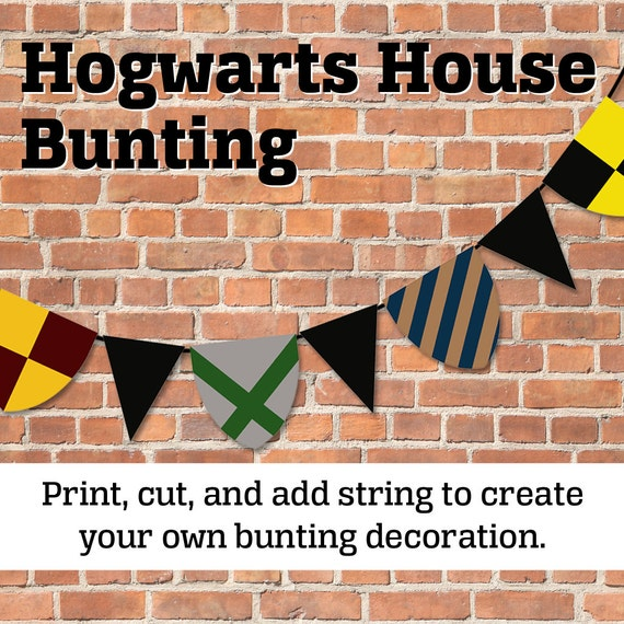 Printable Hogwarts Bunting Decoration on paris houses, princess houses, awesome houses, nature houses, space houses, black houses, russian houses, funny houses, happy houses, anime houses, book houses, sims 3 small houses, wizard houses, world greatest tree houses, movie houses, game of thrones houses, gryffindor houses, evil houses, fun houses, hermione granger houses,
